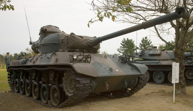六一式戦車