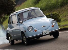 スバルの軽自動車に水平対向エンジンが採用されなかった理由とは?