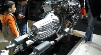 レシプロエンジン(メルセデス)