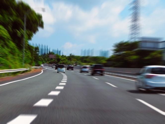 高速道路 カーブ
