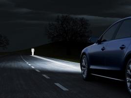 進化を続ける車のライト…スタンレー開発の常時ハイビーム状態で走行できるヘッドライトとは?