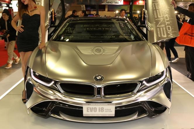 EVERY BMW i8