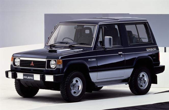 三菱 パジェロ メタルトップワゴン XL