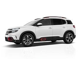 シトロエンがC5エアクロス SUVを発売