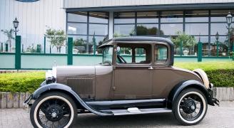 フォード モデルAクーペ