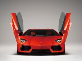 現代のスーパーカー3 Lamborghini Aventador LP700-4 王道を邁進するフラッグシップモデル