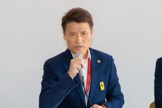 フェラーリ・ブランチ2019  栗原祥光