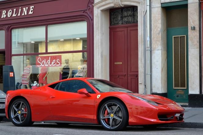 フェラーリ458イタリア Ferrari 458 Italia