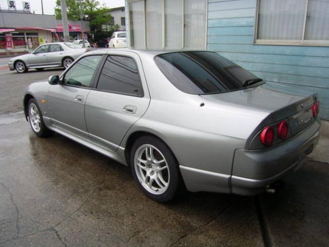 R33 GT-R 40th