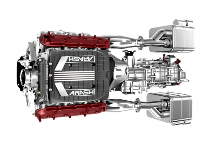 AF10 エンジン