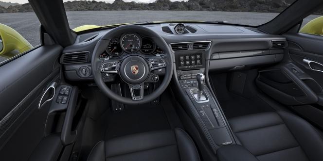 ポルシェ 911 ターボ S