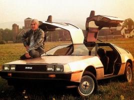 「未来に戻るんだ!」デロリアンが電気自動車になって復活!?の噂