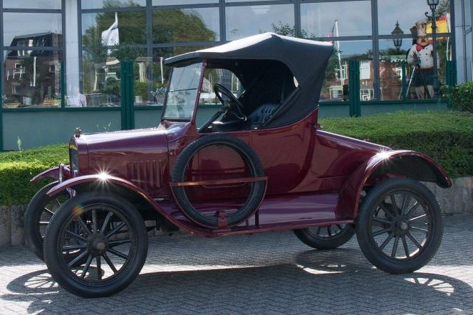 フォード モデルTランアバウト