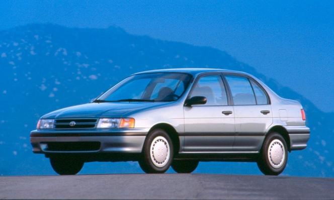 トヨタ ターセル  セダン 1991-1994
