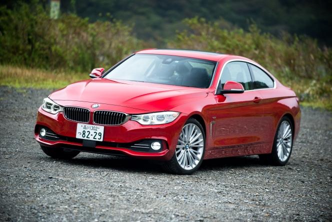 2013 BMW 4 Series Coupe Luxury