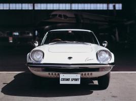 50年前、多くの車好きを魅了したスポーツカー「コスモスポーツ」を覚えていますか?