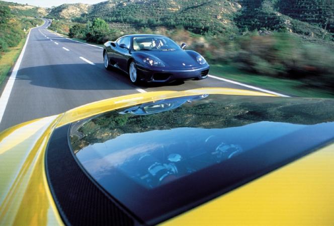 フェラーリ 360 モデナ