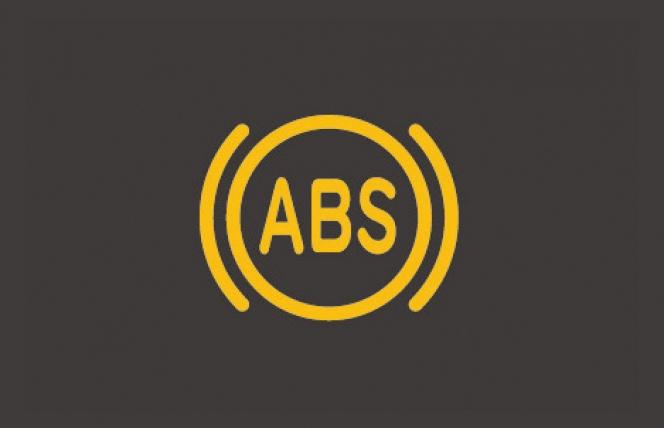 ABS警告灯
