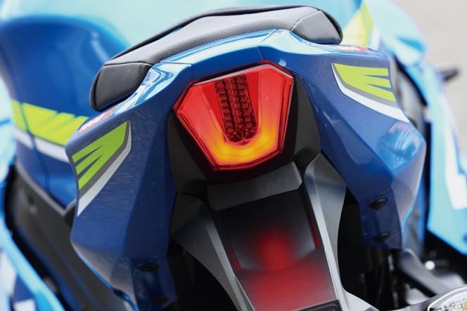 アヘッド GSX-R1000R ABS