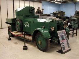 ロールス・ロイス製の装甲車?意外な組み合わせから生まれたクルマ