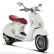 125ccで115万円の理由 ~Vespa 946