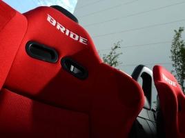 スポーツだけじゃないBRIDEのシートは全方位で自動車の運転を根こそぎ変える