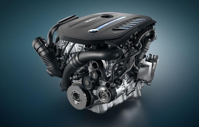 BMW  直列6気筒ツインパワーターボ