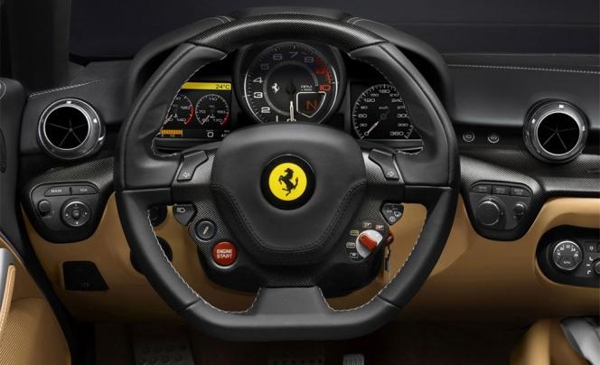 フェラーリ・F12ベルリネッタ