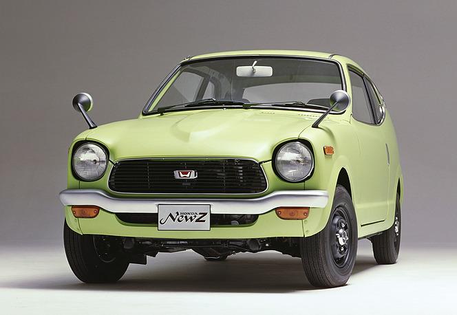 ホンダ Z(初代)1971年モデル