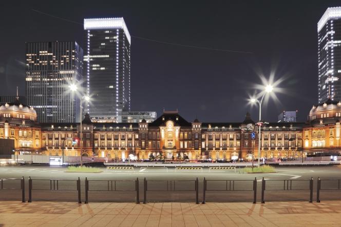 東京丸の内駅舎