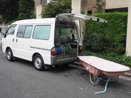 中古99万円〜!お風呂付きの「入浴車」は、マイカーとして購入できる?