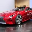 最高出力400馬力を超え!?2016年1月に登場が噂されるレクサス新型「LC500」の内容とは?