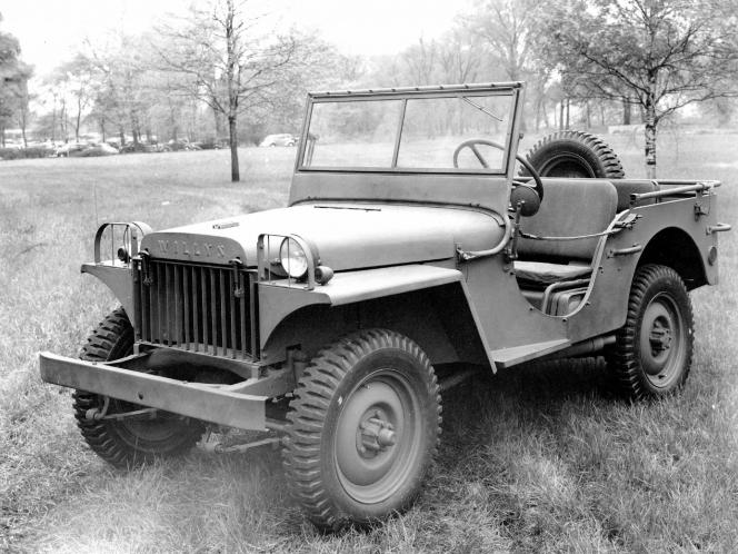 ジープ ウィリス MA 1941