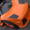 【動画】これはちょっと欲しいかも!ランボルギーニ風4輪バイク!!