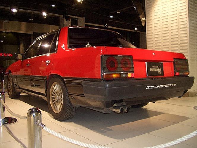 日産 スカイライン RS-X ターボC