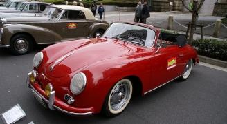 ポルシェ 356 カブリオーレ
