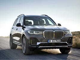 BMW、新型BMW X7を発売