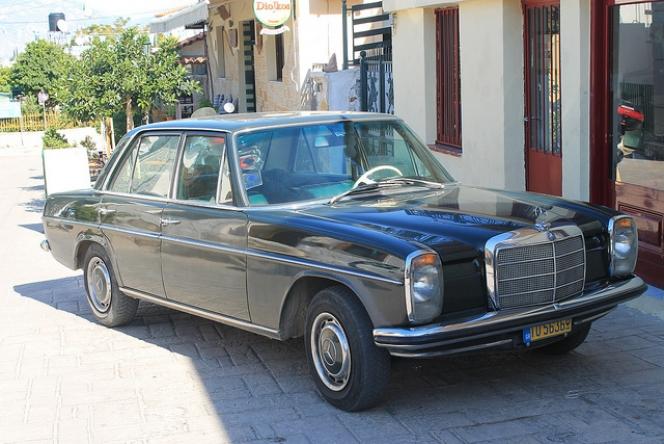 1968-73 Mercedes Benz