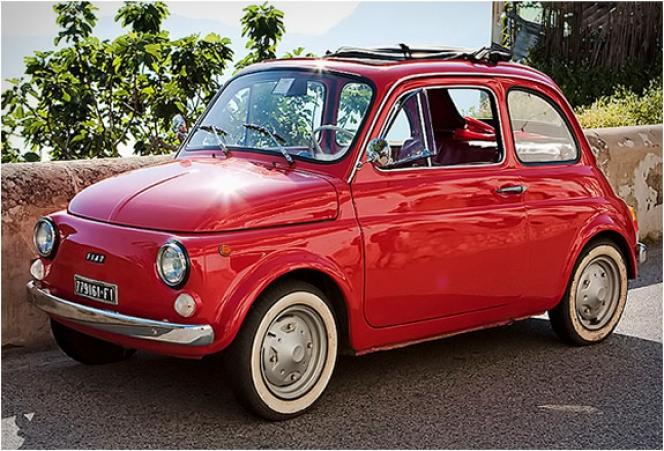 FIAT「500」
