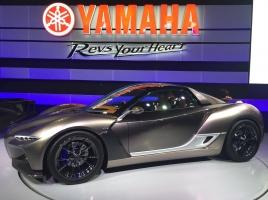 ヤマハが4輪スポーツカーを東京モーターショー15にて出展!?ヤマハが自動車業界参入表明も?