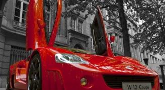 フォルクスワーゲン W12ナルド
