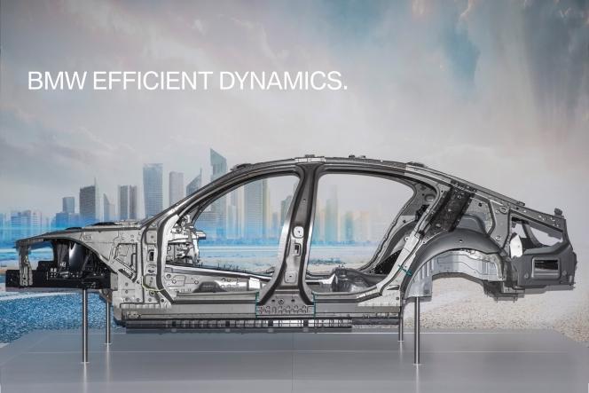 BMW7シリーズ「カーボン・コア」