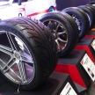 245、265…タイヤの幅が広がると走りはどう変わるの?