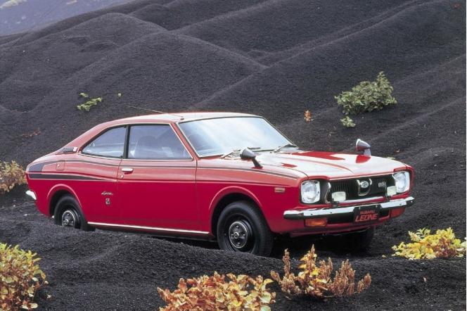 スバル レオーネ クーペ 1971