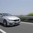 BMW M4はいわば素性の良さが光る高性能スポーツ