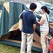 家族でテント設営のあるあるアクシデント&解決法を教えます