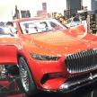 マイバッハ初の超ゴージャスSUV「ヴィジョン・メルセデスマイバッハ・アルティメット ラグジュアリー」とはどんな車?