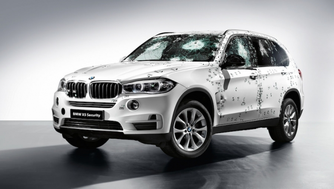 BMW X5 セキュリティプラス