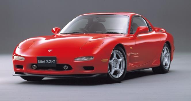 マツダ アンフィニ RX-7(FD3S)