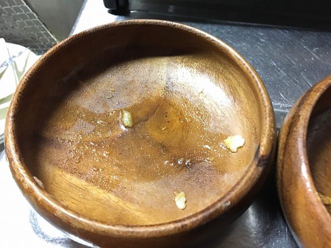 ランタン アカシア食器
